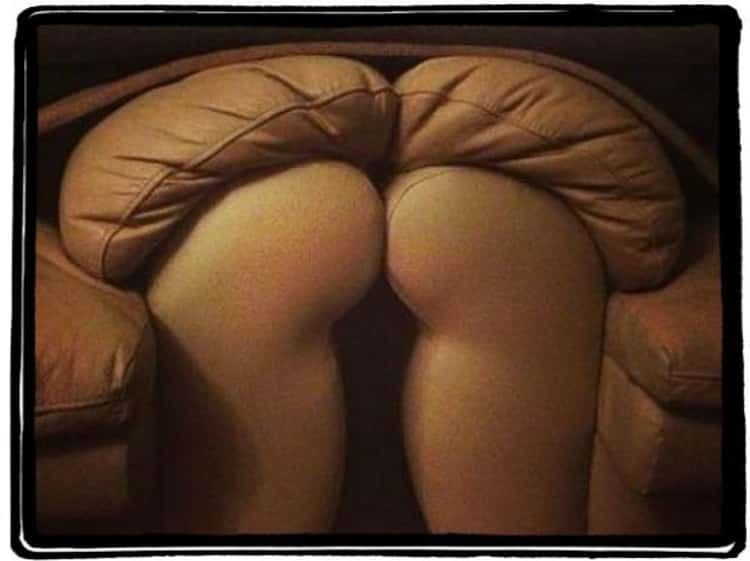 Clearly, This Is Just a Couch