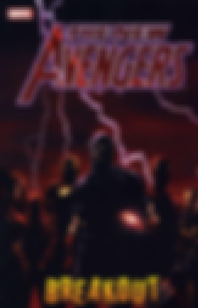 Breakout is listed (or ranked) 4 on the list The Best Avengers Comic Storylines, Ranked