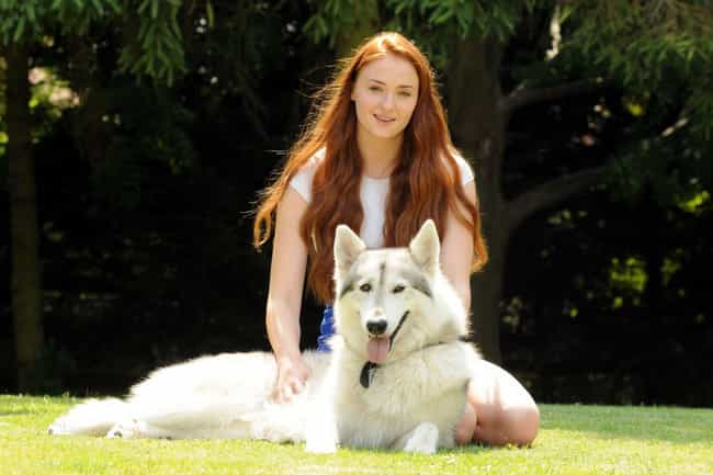 Sophie Turner's Family Adopted... is listed (or ranked) 1 on the list 26 Things You Never Knew About the Women of Game of Thrones
