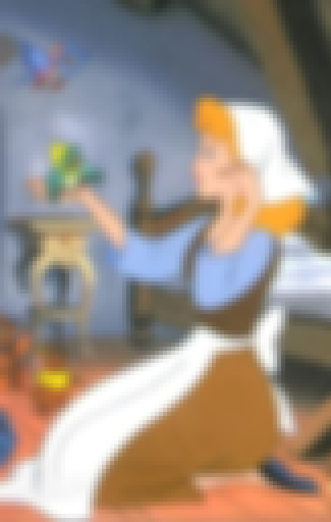 Cinderella Has More Violence T... is listed (or ranked) 3 on the list 26 Facts That Will Ruin Your Childhood