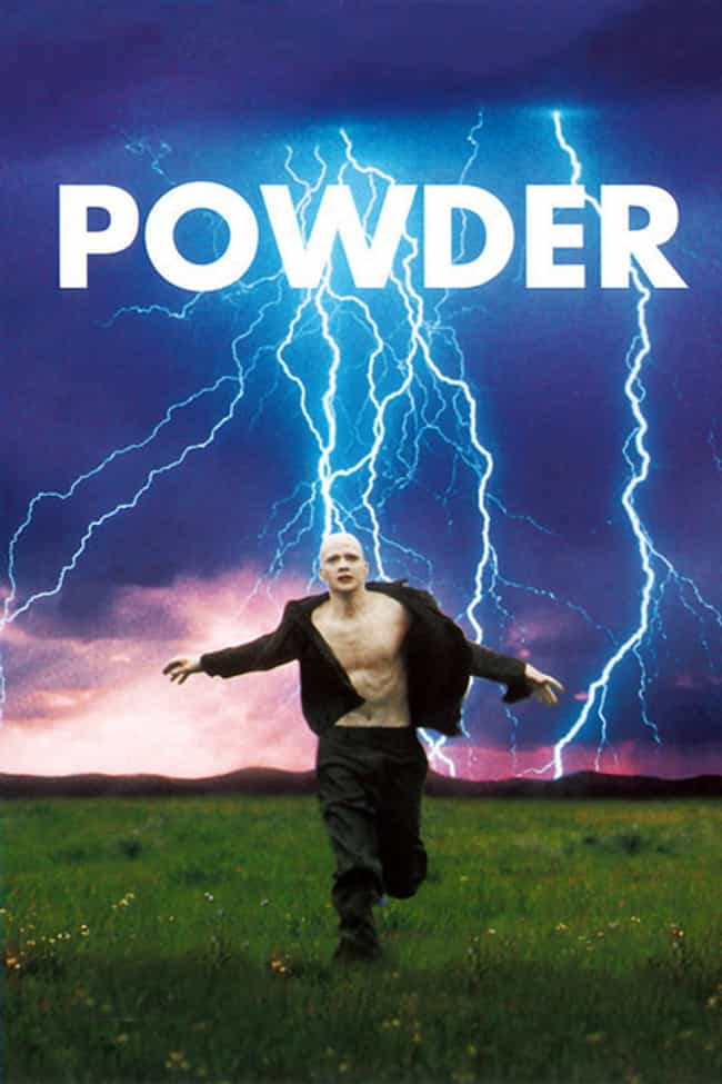 The Director Of 'Powder'... is listed (or ranked) 4 on the list 26 Facts That Will Ruin Your Childhood