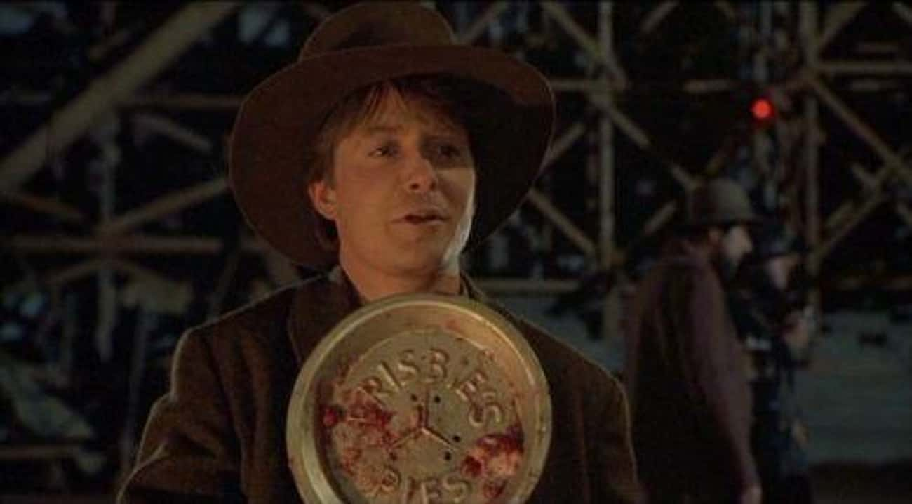 Marty Throwing the Frisbee in 1885 Is Technically Accurate