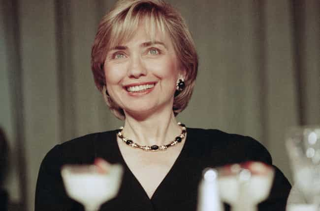 She Was the Head of the Young ... is listed (or ranked) 4 on the list 26 Things You Might Not Know About Hillary Rodham Clinton