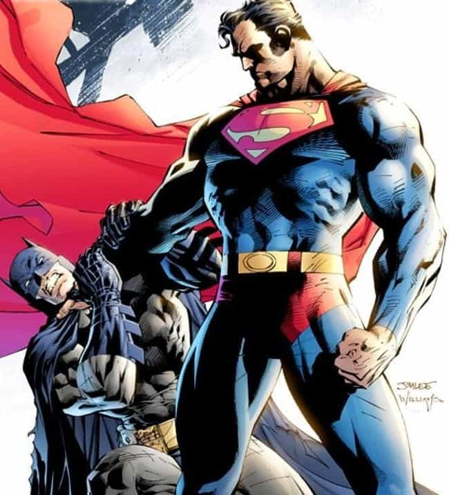 Hush is listed (or ranked) 4 on the list The Most Epic Fights Between Batman And Superman