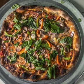 Classic Pie at Di Fara Pizza is listed (or ranked) 7 on the list The Best Pizza in New York City