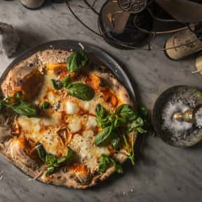 Pie With Basil at Lucali is listed (or ranked) 15 on the list The Best Pizza in New York City