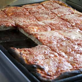 Sicilian Pie at L&B Spumon is listed (or ranked) 5 on the list The Best Pizza in New York City