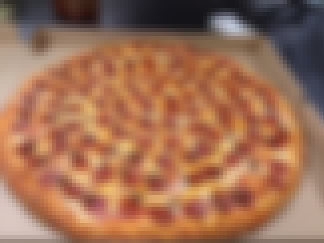 This Giant Pie Who's Ready... is listed (or ranked) 4 on the list The Hottest Pizzas on the Internet