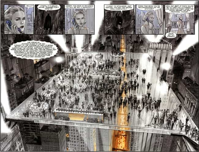 Batman: Death by Design is listed (or ranked) 4 on the list The 20 Most Stunning Pieces of Art in Comics