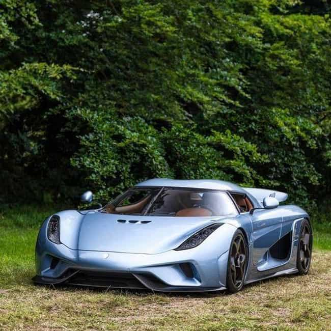 Koenigsegg Regera is listed (or ranked) 3 on the list The Ultimate Dream Cars