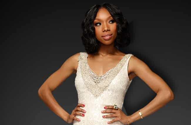 Brandy Norwood (Now) is listed (or ranked) 4 on the list Female Teen Stars of the '90s: Then and Now