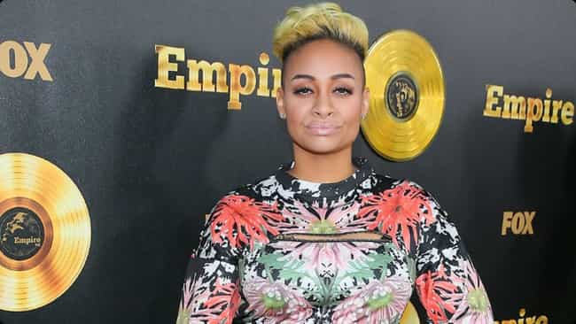 Raven-Symoné (Now... is listed (or ranked) 6 on the list Female Teen Stars of the '90s: Then and Now