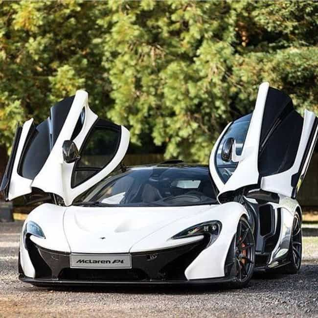 McLaren P1 is listed (or ranked) 2 on the list The Ultimate Dream Cars