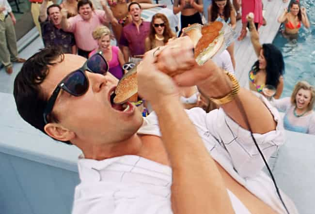 The Leonardo DiCaprio is listed (or ranked) 2 on the list Sandwiches Named After Famous People