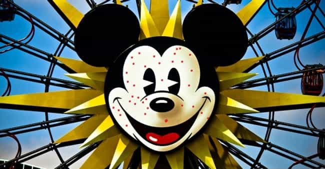 The Measles Outbreak is listed (or ranked) 4 on the list The Most Awful Disney Incidents And Deaths