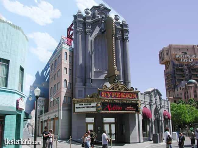 Hyperion Theater Death is listed (or ranked) 3 on the list The Most Awful Disney Incidents And Deaths