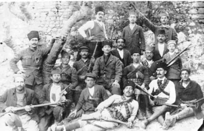 The Martyrs of Musa Dagh, 1915 is listed (or ranked) 4 on the list 25 Rare, Chilling Photos of the Armenian Genocide