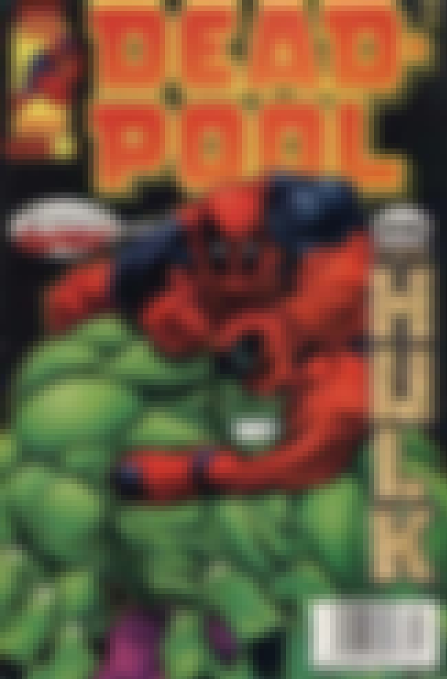 """Deadpool Develops """"Comic A... is listed (or ranked) 3 on the list The Best Deadpool Storylines, Ranked"""