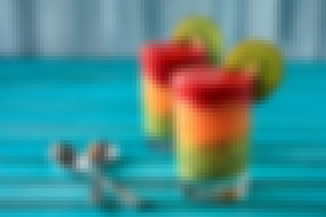 Layered Fruit Gazpacho is listed (or ranked) 2 on the list 26 Cool Recipes for Gazpacho Lovers