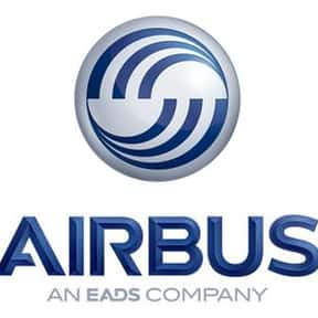 Airbus (excl ATR) is listed (or ranked) 3 on the list List of Aviation Companies