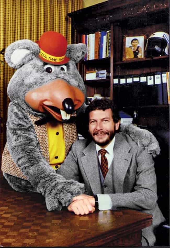 The Guy Who Made Atari Also Cr... is listed (or ranked) 1 on the list 25 Things You Didn't Know About Chuck E. Cheese's