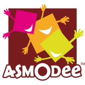 Asmodee is listed (or ranked) 3 on the list List of Board Game Companies