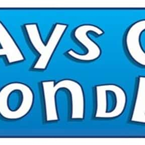 Days Of Wonder is listed (or ranked) 5 on the list List of Board Game Companies