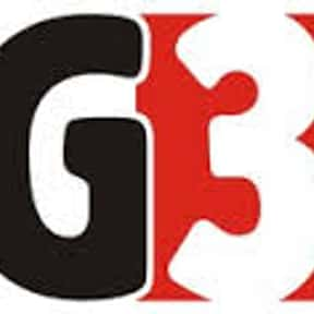 G3 is listed (or ranked) 8 on the list List of Board Game Companies