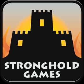 Stronghold Games is listed (or ranked) 21 on the list List of Board Game Companies
