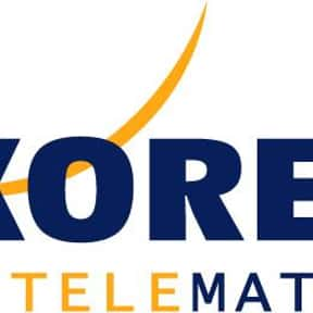 KORE Telematics is listed (or ranked) 15 on the list List of Geographic Information System Companies