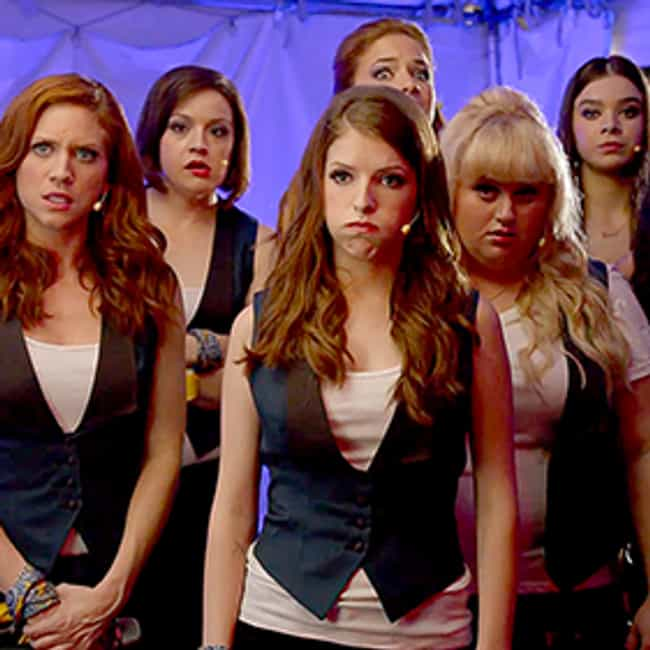 Going to Be Some Haters ... is listed (or ranked) 1 on the list Pitch Perfect 2 Movie Quotes