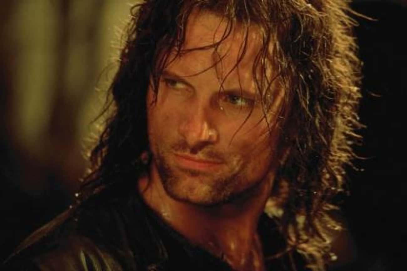 Viggo Mortensen, True Lord of the Rings