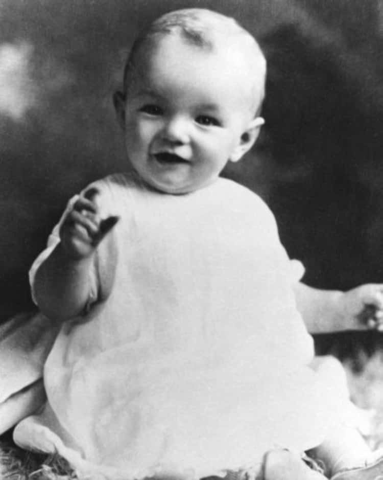 Born Norma Jean Mortenson, She Had 11 Sets of Foster Parents
