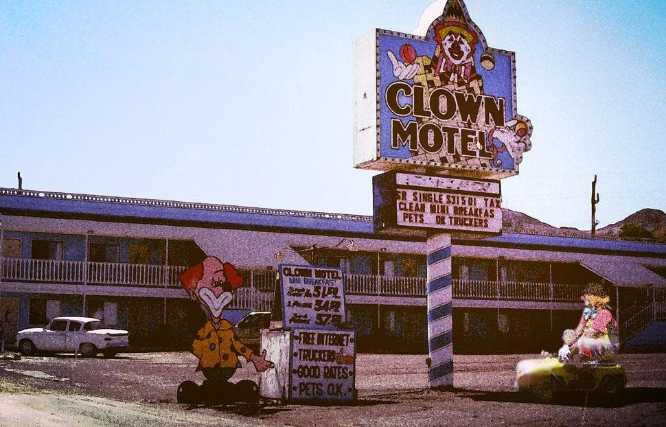 Random Creepy Motels We'd Worry About Spending A Night In