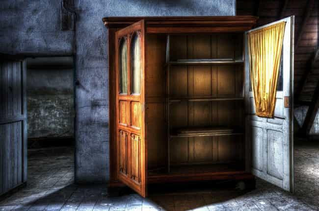 The Corpse In The Closet is listed (or ranked) 4 on the list The Creepiest Things Little Kids Have Ever Said