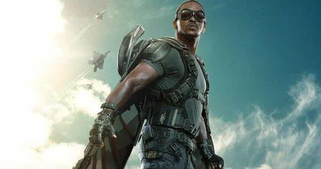 Falcon's Missing Person ... is listed (or ranked) 3 on the list The Best Marvel Easter Eggs in Avengers: Age of Ultron