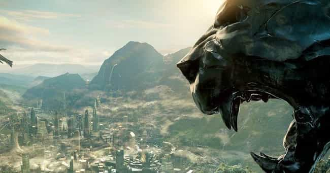 The Avengers Visit Wakan... is listed (or ranked) 2 on the list The Best Marvel Easter Eggs in Avengers: Age of Ultron