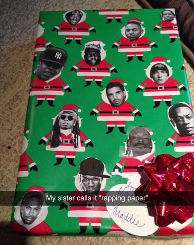 No Soulja Boy? is listed (or ranked) 3 on the list The Best And Punniest Puns Ever Snapchatted