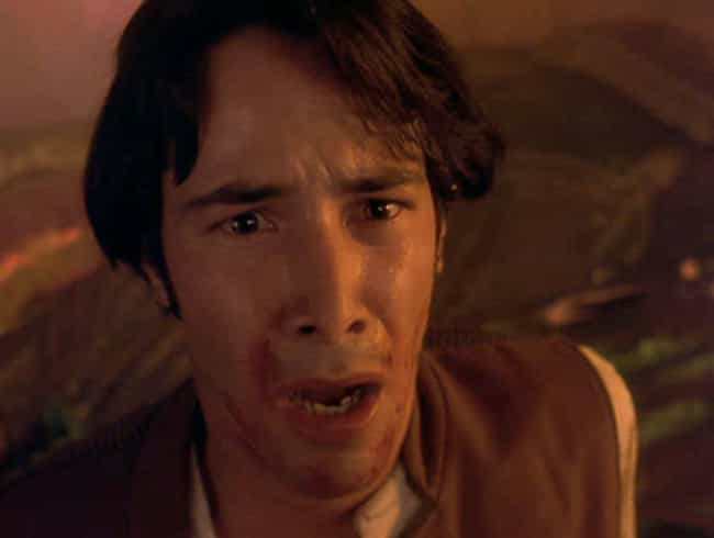 We Could Have Guessed Dracula&... is listed (or ranked) 3 on the list 28 Times Keanu Reeves Smelled Something Weird on Film