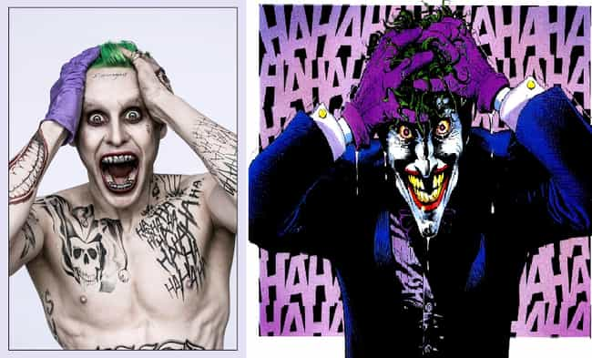 Joker is listed (or ranked) 2 on the list The Most Important Facts About Every Suicide Squad Character