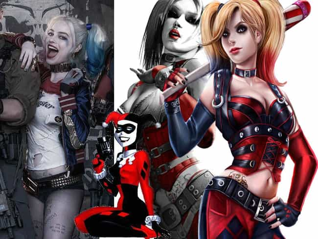 Harley Quinn is listed (or ranked) 1 on the list The Most Important Facts About Every Suicide Squad Character