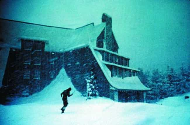 The Shining - The Overlook Hot... is listed (or ranked) 3 on the list Film Sets You Can Plan Your Vacation Around