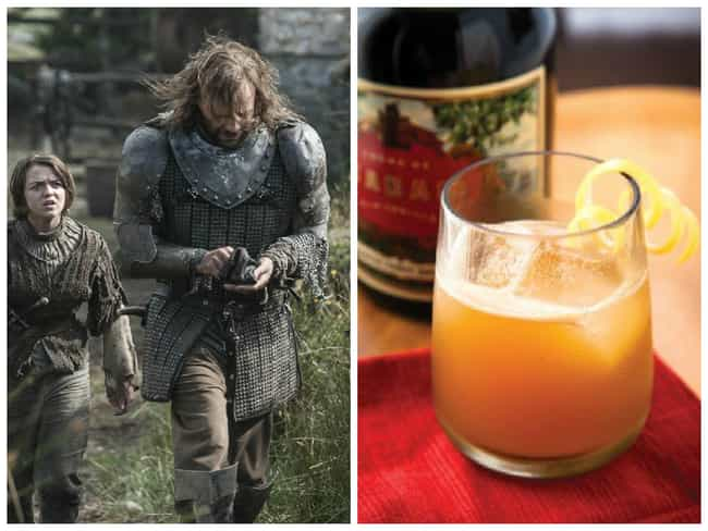 Brave Companion is listed (or ranked) 1 on the list Game of Thrones Cocktails