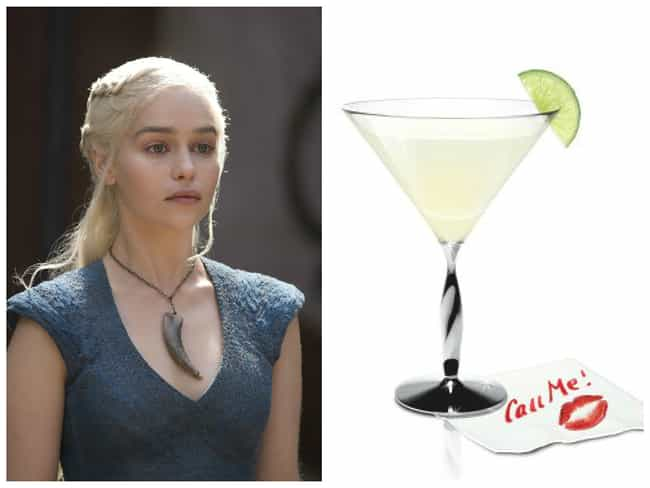 Blonde Ambition is listed (or ranked) 4 on the list Game of Thrones Cocktails