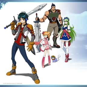 Ixion Saga is listed (or ranked) 15 on the list 15+ Anime Similar To Sword Art Online
