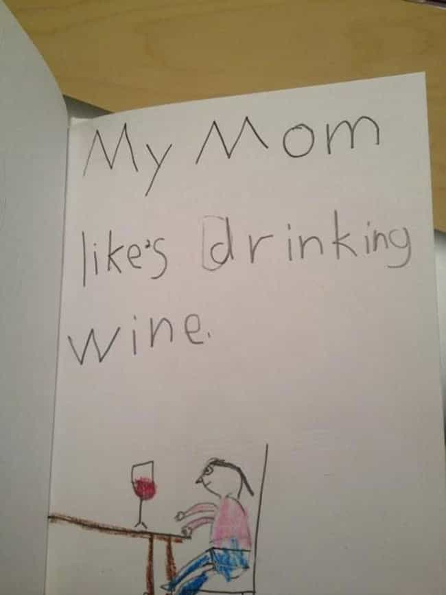 """The """"Parent Teacher... is listed (or ranked) 3 on the list The Best Accidentally Funny Mother's Day Cards"""