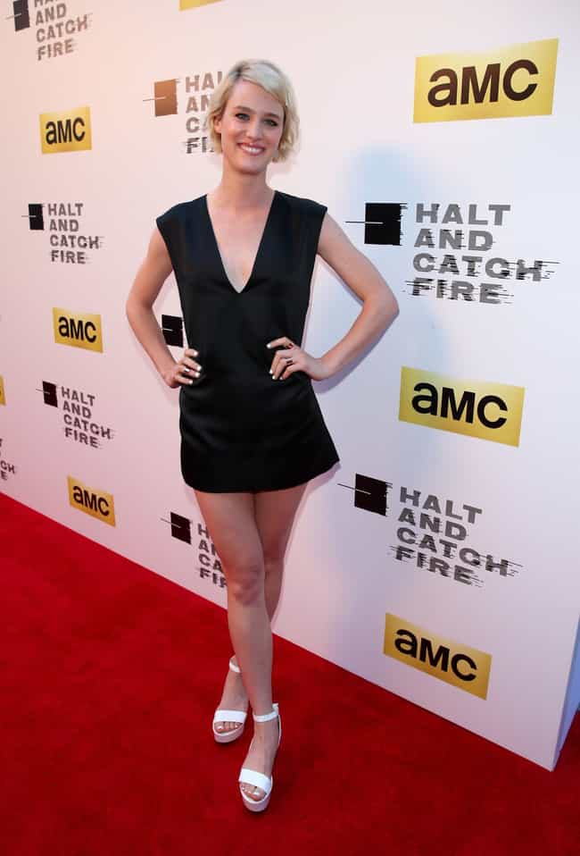 Mackenzie Davis at Premiere in... is listed (or ranked) 3 on the list The Most Stunning Mackenzie Davis Photos