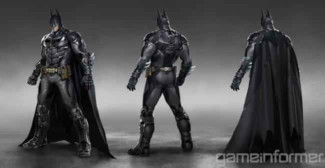 Batman is listed (or ranked) 1 on the list The Best Characters from the Batman: Arkham Games
