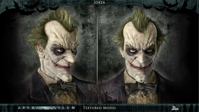 Joker is listed (or ranked) 2 on the list The Best Characters from the Batman: Arkham Games