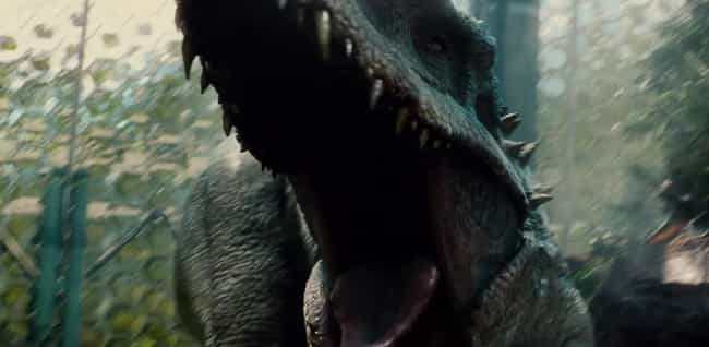 Indominus Rex is listed (or ranked) 1 on the list List of Dinosaurs That Appear In Jurassic World